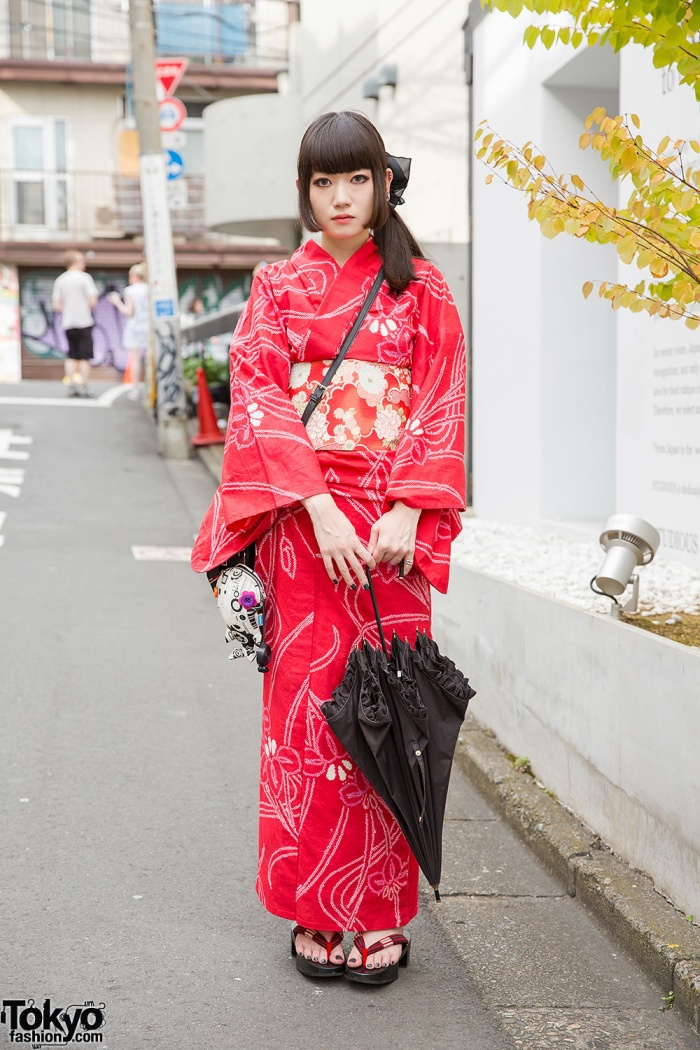 Japanese Fashion Is Sometimes Strange And Provocative (25 pics)