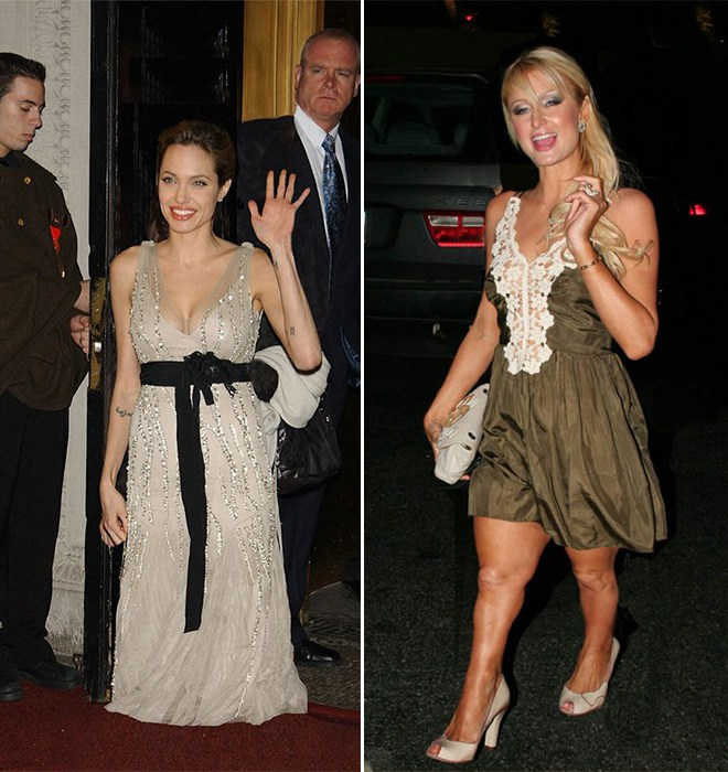 Celebrities Look Bizarre When You Change The Size Of Their Legs (17  pics)