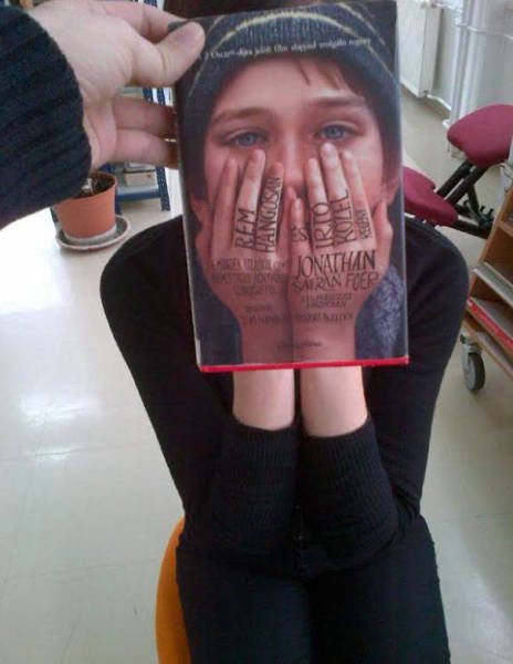 Book And Magazine Covers That Create Amusing Optical Illusions (65 pics)