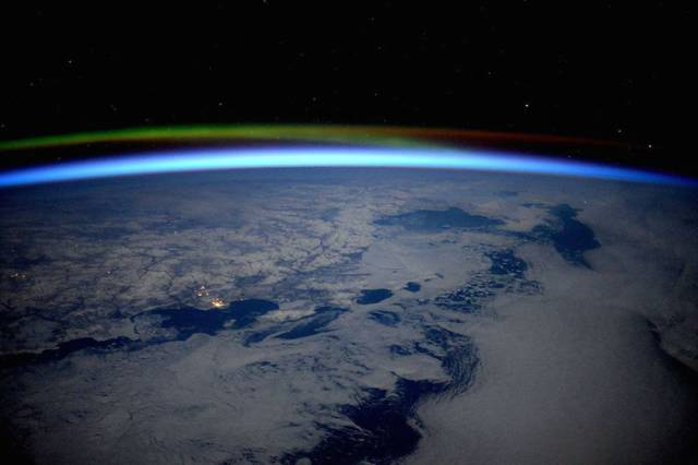 Stunning Photos Of Planet Earth From The International Space Station (20 pics)