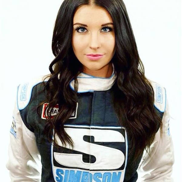 Amber Balcaen Is The Sexiest NASCAR Driver On The Track (28 pics)
