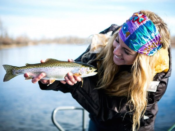 Good Looking Girls Who Like To Fish Are A Real Catch (41 pics)