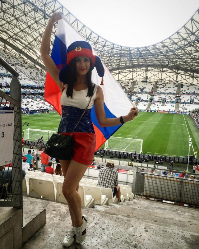 All The Girls Standing In The Line For The Bathroom: All The Hottest Soccer Girls From Euro 2016 So Far (37 Pics