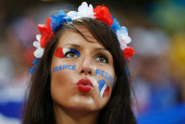 All The Hottest Soccer Girls From Euro 2016 So Far (37 pics)