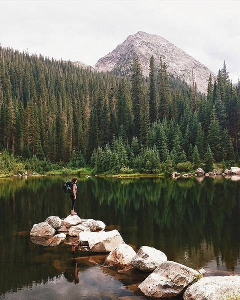 Outdoor Adventure Photos That Will Make You Want To Backpack Around The World (24 pics)
