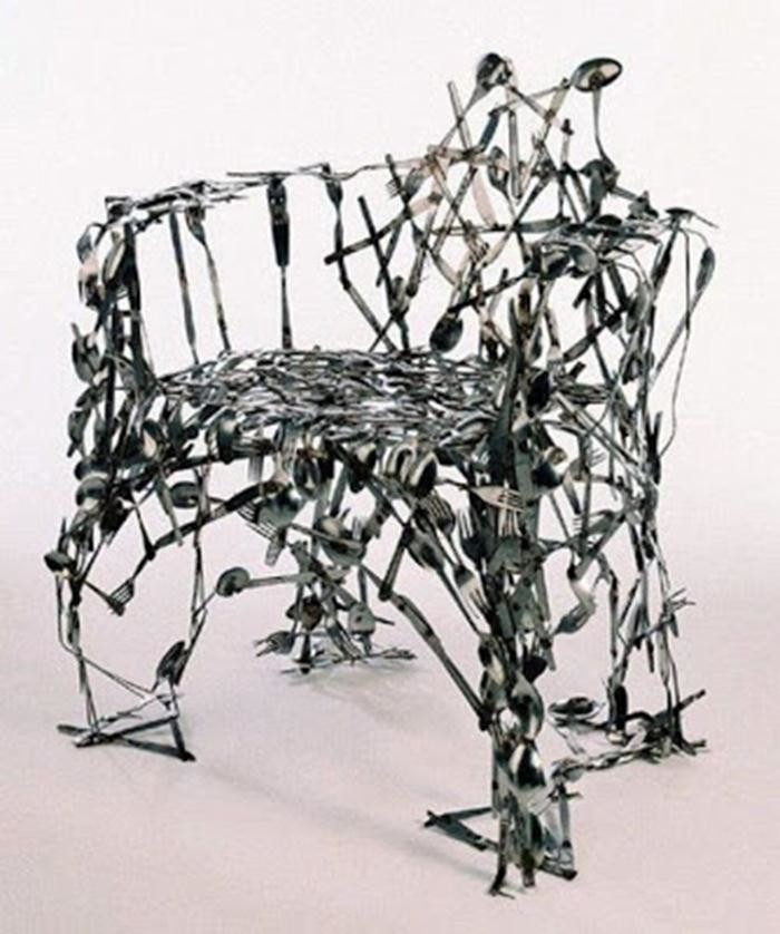 An Extraordinary Collection Of Epic Chairs (21 pics)