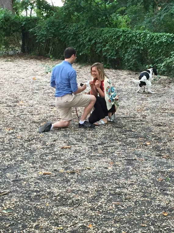 18 Engagement Photos That Took Awkward To The Next Level (18 pics)