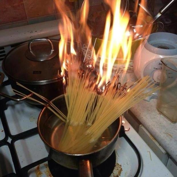 21 Food Fails From People Who Need To Be Banned From The Kitchen (21 pics)