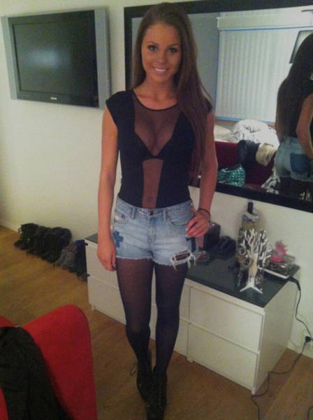 Girls In Mesh Clothing That Will Mesmerize You And Make Your Jaw Drop (59 pics)
