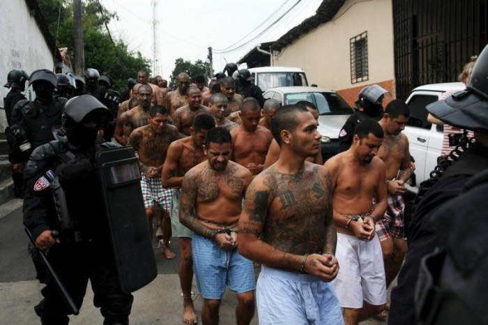 El Salvador Prison Closed After Authorities Lose Control (23 pics)