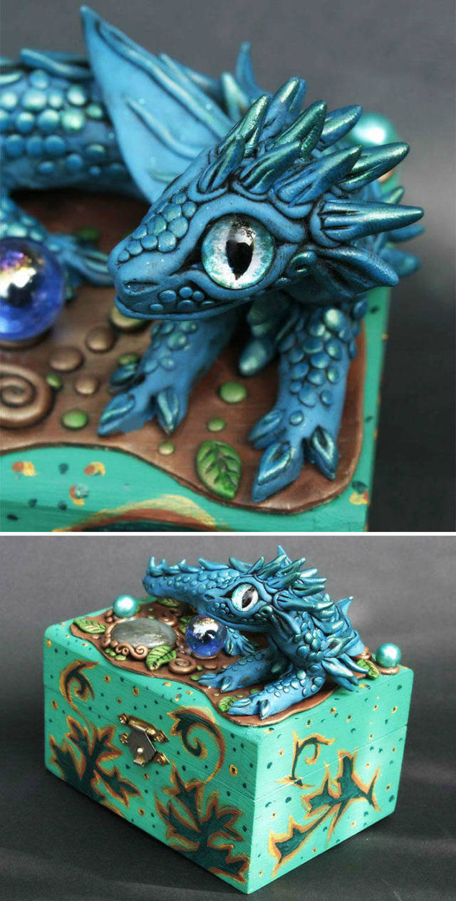 Cool Dragon Gifts For The Dragon Enthusiast In Your Life (79 pics)