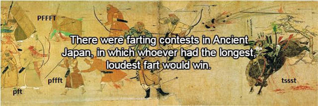 Interesting Facts About Farts That Will Surprise You (15 pics)