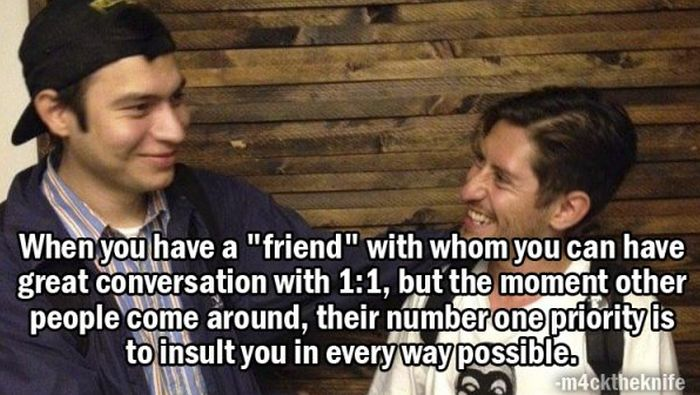 Guys Reveal What They Really Don't Like About Other Guys (15 pics)