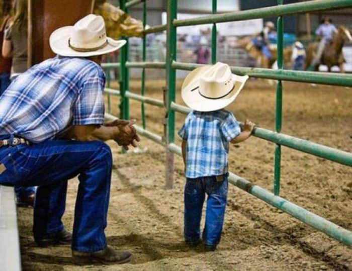 Like Father, Like Son (39 pics)