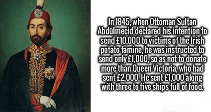 Feed Your Hunger For Knowledge With These Fascinating Facts (20 pics)