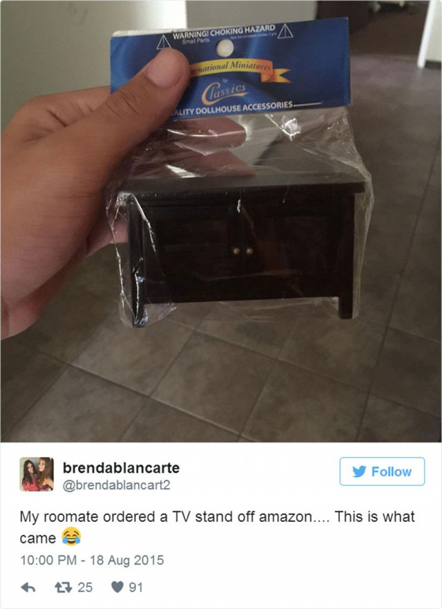 Online Purchases That Turned Out To Be Disappointing But Funny (36 pics)
