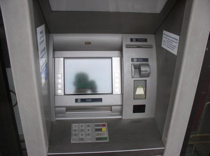 Scam ATM (8 pics)