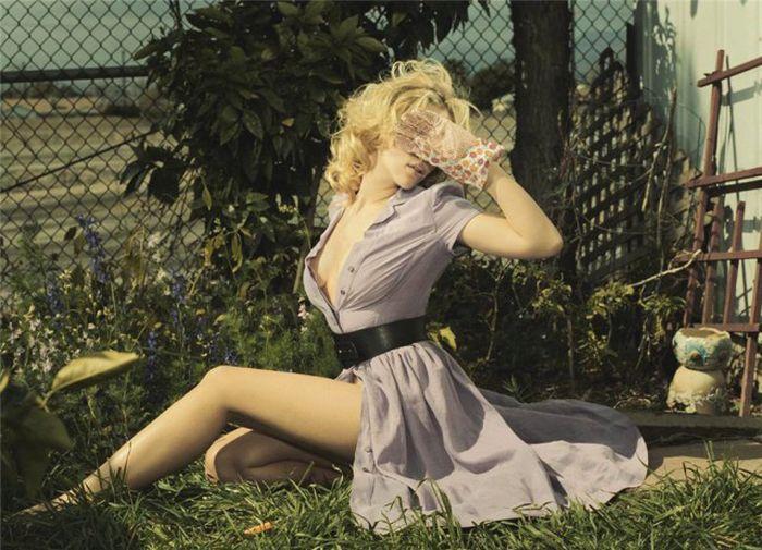 Scarlett Johansson's Evolution Over The Years (16 pics)