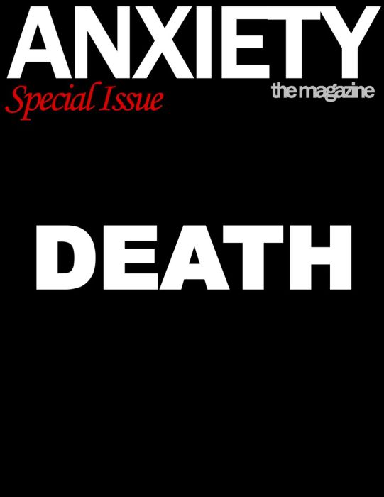 Fake Covers For Anxiety Magazine That Are So Real It Hurts (5 pics)