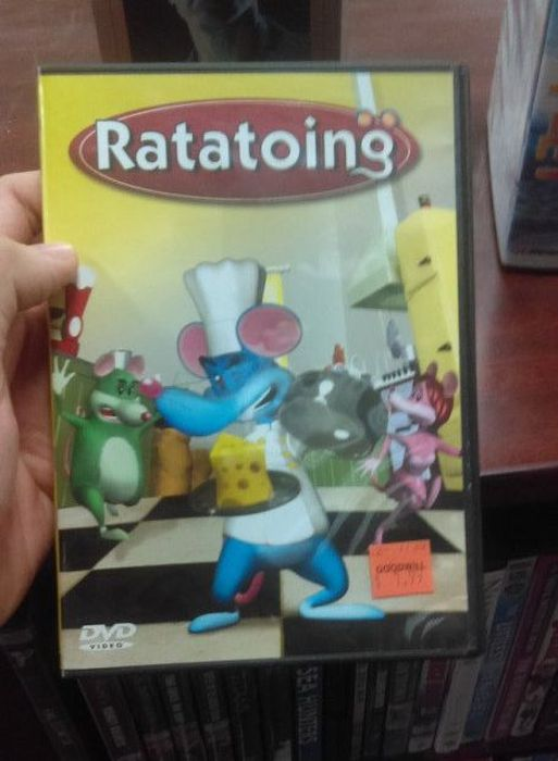 Knock-Off Products That Are So Bad They're Good (28 pics)