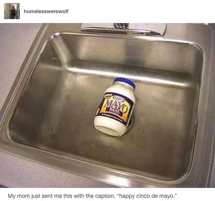 Photos That Prove Mom Jokes Can Be Funny Too (18 pics)