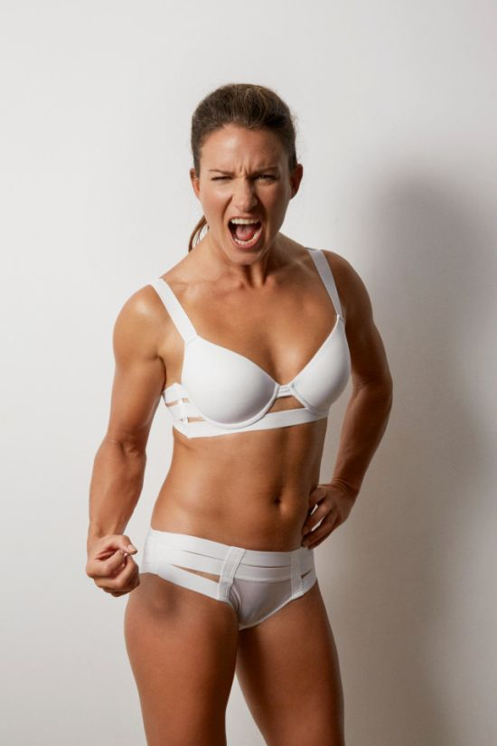 Team Gb Girls Strip Down To Raise Awareness About Pe 9 Pics-1185