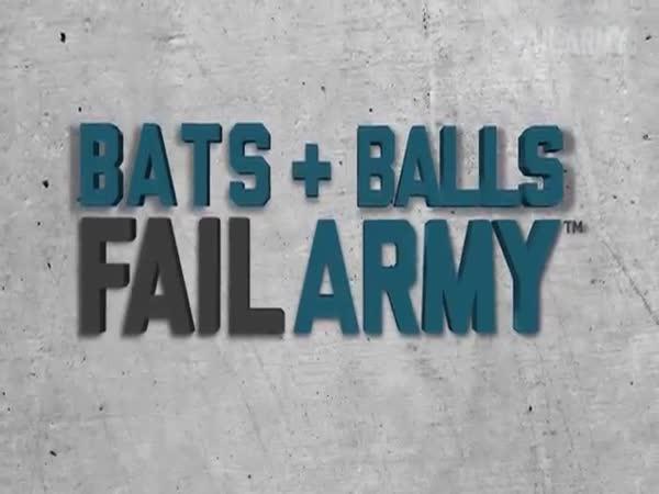 Bats Balls Fail Compilation
