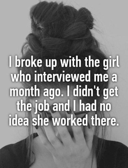 People Reveal The Embarrassing Ways They Messed Up Their Job Interviews (14 pics)