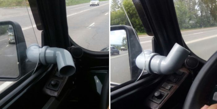 How To Create A Blow Dryer Russian Style (3 pics)