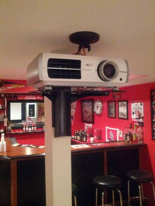 Epic Man Caves That Are Every Dude's Dream Come True (67 pics)