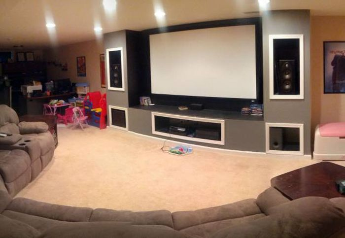 Epic Man Caves That Are Every Dude S Dream Come True 67 Pics
