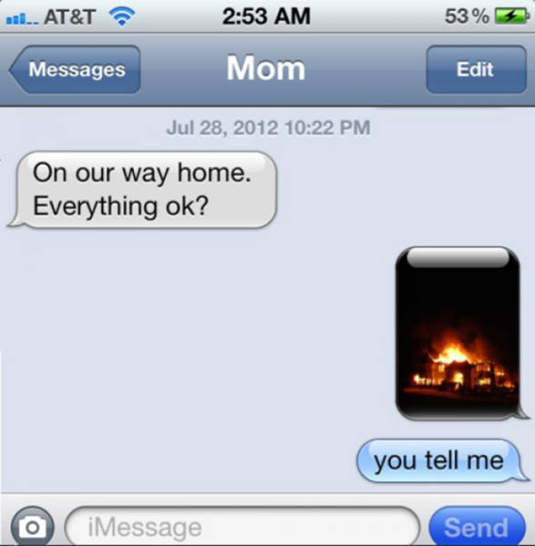 Situations That Got Way Too Real Way Too Fast (44 pics)