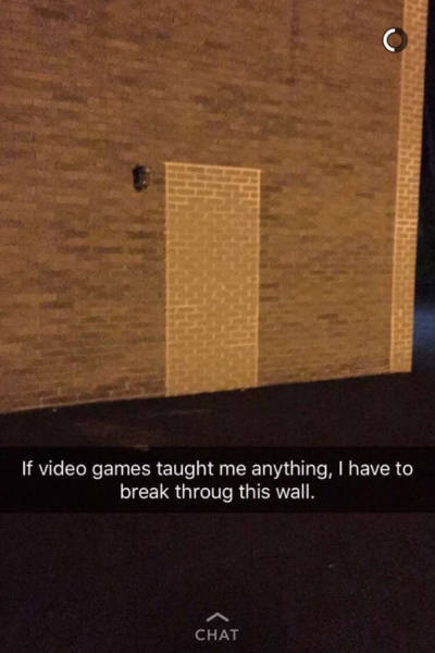 Funny Snapchats To Help You Kill Some Time (39 pics)