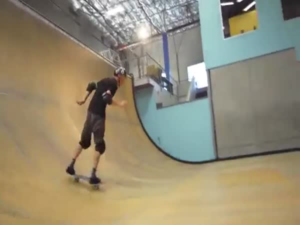 Tony Hawk Lands 900 At 48