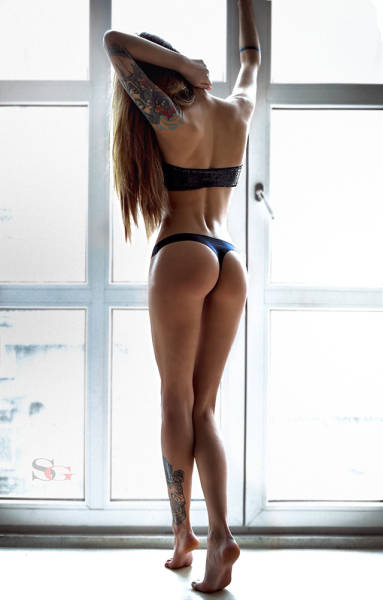 Girls With Great Butts Who Deserve Your Attention (54 pics)