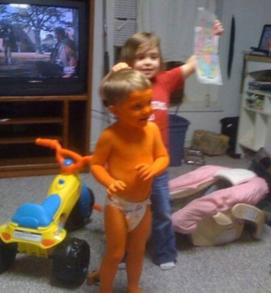 Kids Are The Reason Why No One Can Ever Have Nice Things (40 pics)