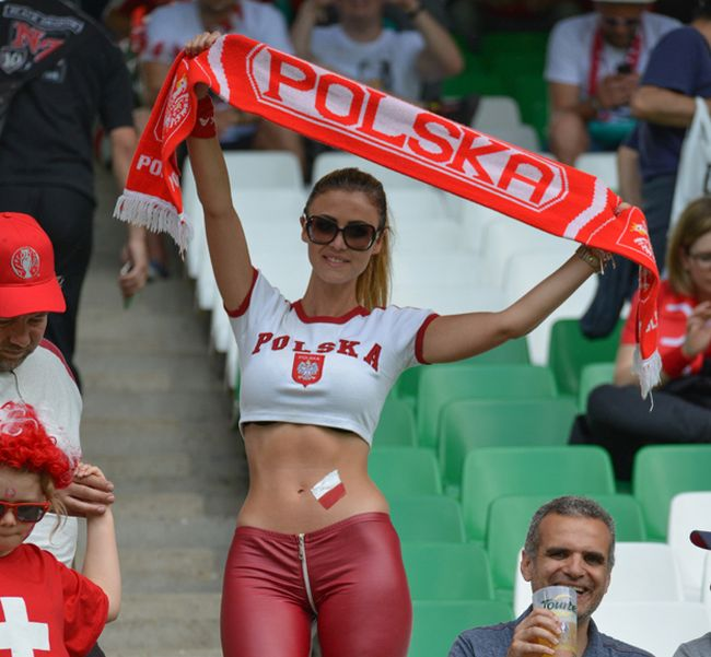 Sexy Fan From Poland (5 фото)