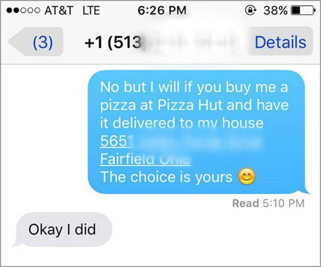 Cheating Boyfriend Gets Exactly What He Deserves (5 pics)
