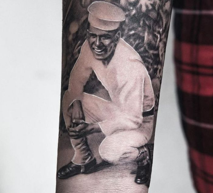 Niki Norberg Proves Tattoos Are More Than Just Ink, They're Art (22 pics)