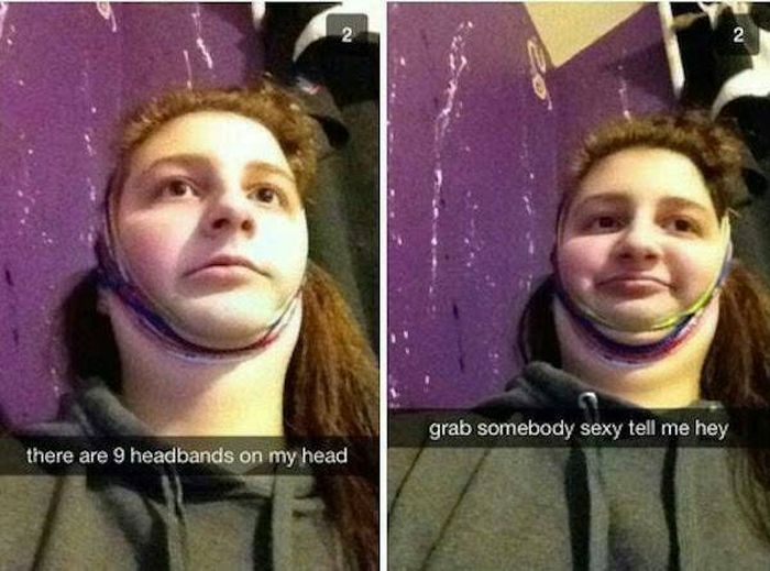 People Who Use Snapchat The Way It's Meant To Be Used (25 pics)