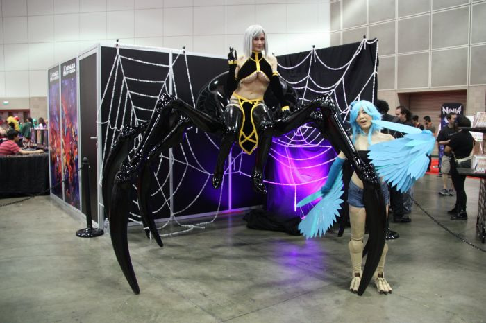 Marie Claude Bourbonnais Went All Out For This Cosplay (14 pics)