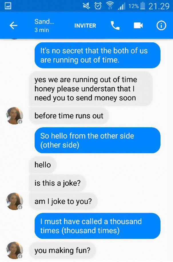 Guy Uses Adele Lyrics To Prove He's An Expert At Trolling (11 pics)
