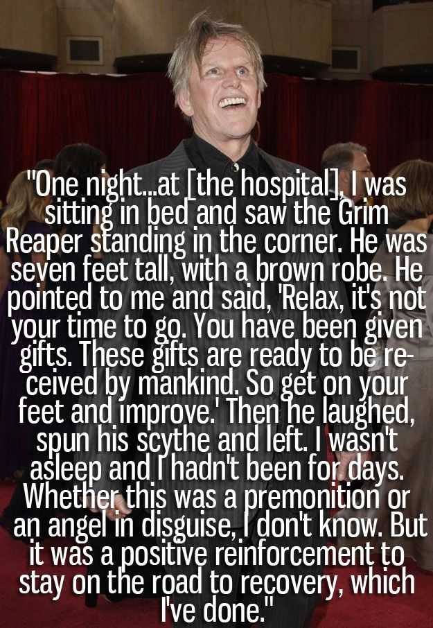 A Collection Of Crazy Quotes Courtesy Of Gary Busey (15 pics)