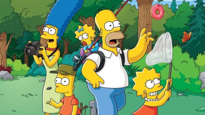 Matt Groening Used His Family Tree To Name Characters From The Simpsons (2 pics)