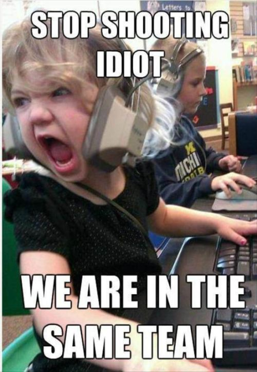 Epic Gaming Pics To Help You Delete Your Boredom (42 pics)