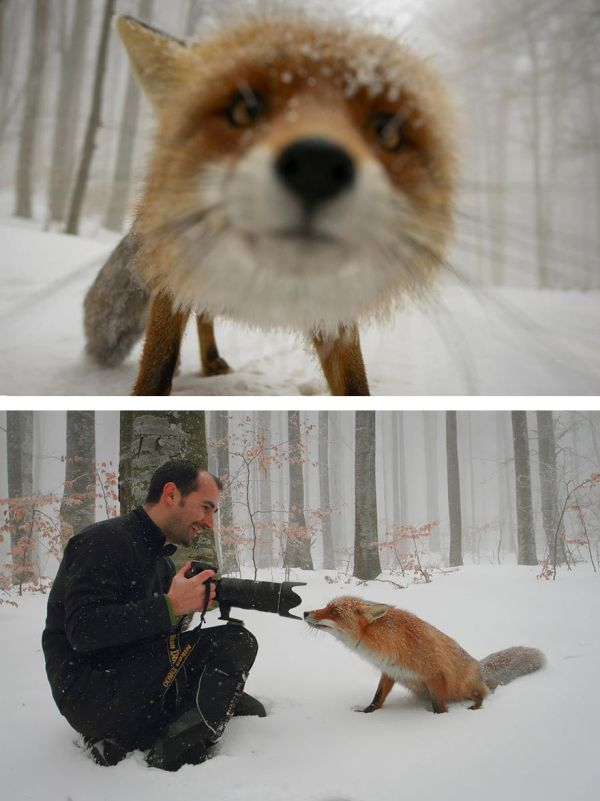 Impressive Behind The Scenes Photography Tricks Revealed (32 pics)