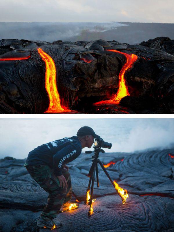 Impressive Behind The Scenes Photography Tricks Revealed (32 pics)