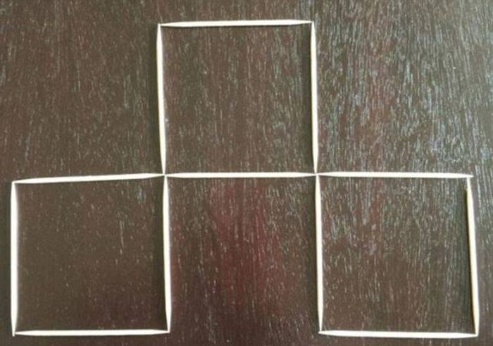 Are You Smart Enough To Crack This Brain Teaser? (4 pics)