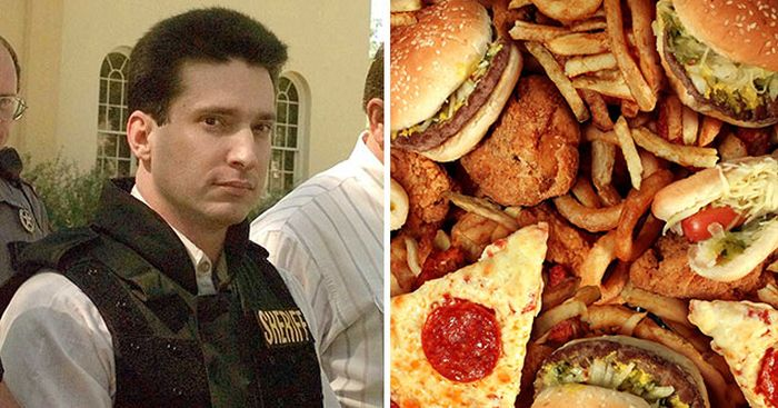 Dangerous Serial Killers And Their Delicious Last Meals (10 pics)