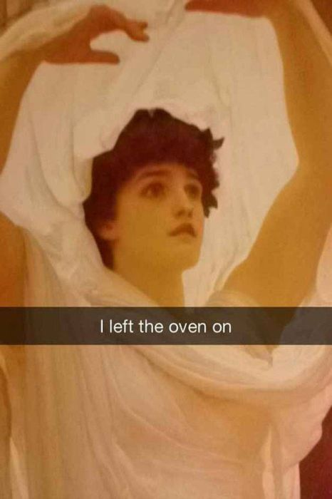 Snapchat And Museums Just Go So Well Together (45 pics)